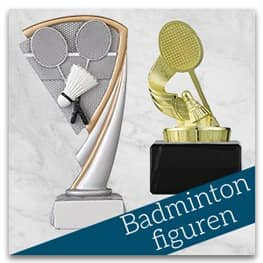 Badminton Figuren