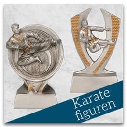 Karate Figuren