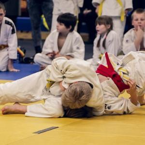 Judo Wettkampf - so läuft er ab