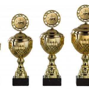 Wie werden Pokale hergestellt?