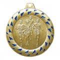"""Nr04 1 Medaille """"Läufer"""""""