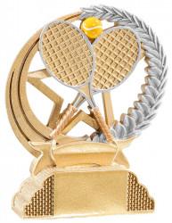 Trophäe Tennis FS31331 gold