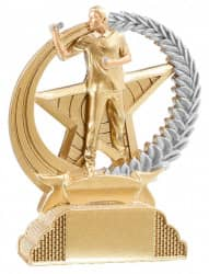 Trophäe Dart FS31342 gold