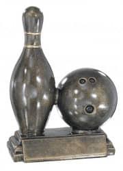 Trophäe Bowling FS52567 bronze