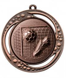 """Medaille """"Tartaros"""" Ø 70 mm inkl. Wunschemblem und Kordel bronze"""