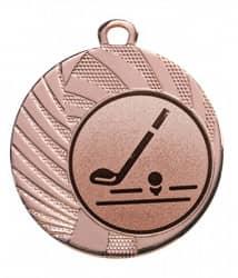 "Medaille ""Apate"" Ø 40 mm inkl. Wunschemblem und Kordel bronze"