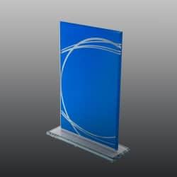 Glastrophäe FSG001 21 cm