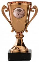 Badmintonpokale 3er Serie A103-BAD bronze