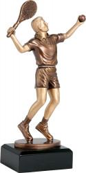 Tennispieler TRY-TPFR2388 bronze