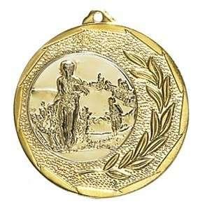 Medaille Singos Ø 40mm mit Emblem und Band
