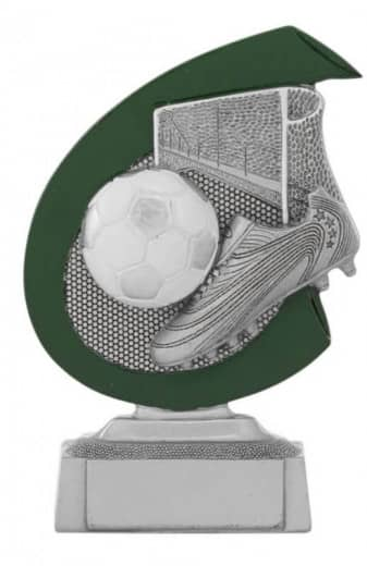 Fußballpokale C600 silber