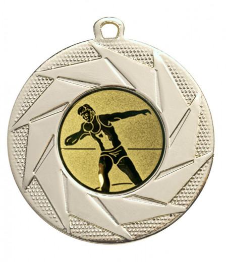 Medaille Briareos Ø 50 mm inkl. Wunschemblem und Kordel