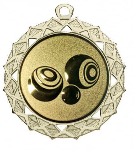 Medaille Hyperion Ø 70 mm inkl. Wunschemblem und Kordel
