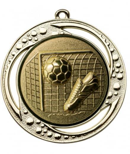 Medaille Tartaros Ø 70 mm inkl. Wunschemblem und Kordel