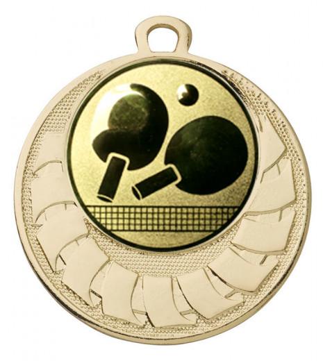 Medaille Eris Ø 40 mm inkl. Wunschemblem und Kordel
