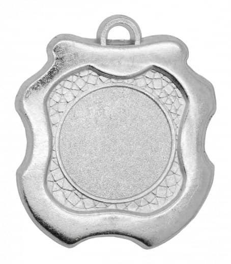 Medaille Milet Ø 45mm mit Wunschemblem und Band