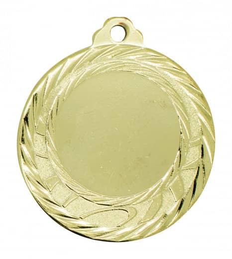 Medaille Olympia Ø 40mm mit Wunschemblem und Band