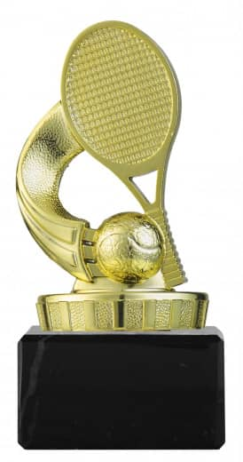 Tennispokal PF11 gold