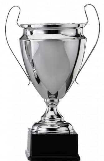 SALE: Pokale mit Henkel 7er Serie S919 silber