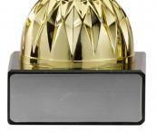 Pokale 3er Serie A308 gold/schwarz 34 cm