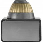 Dartpokal PF216 altsilber/gold