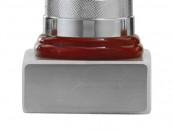 Pokale 6er Serie S503 silber/rot 23 cm