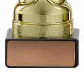 Pokale 3er Serie A296 gold 31 cm