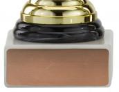 Pokale 3er Serie A319 gold/schwarz 30 cm