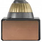Boulepokal PF231 altsilber/gold