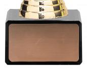 Figur Tennisspieler FS-D8 gold