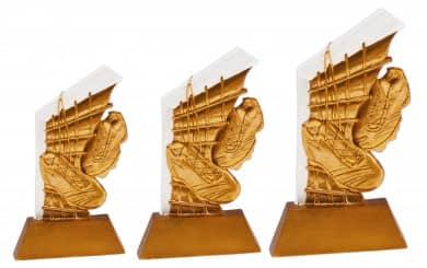 Fußballschuhe mit Netz 3er Serie TRY-RE002 gold