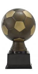 "Ballpokal ""Fußball"" PF300.5-M60 altgold/gold"