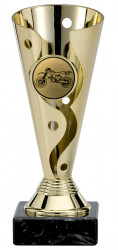 Motocrosspokale 3er Serie A100-MOTO