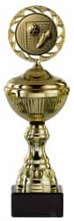 Pokale 6er Serie S148 gold mit Deckel