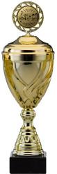Pokale 12er Serie S751 gold mit Deckel