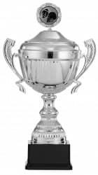 Footballpokale mit Henkel 6er Serie S916-AF silber