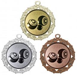 "Medaille ""Hyperion"" Ø 70 mm inkl. Wunschemblem und Kordel"