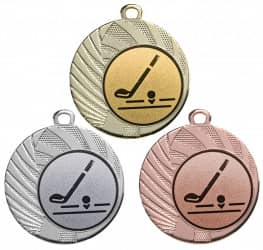 "Medaille ""Apate"" Ø 40 mm inkl. Wunschemblem und Kordel"