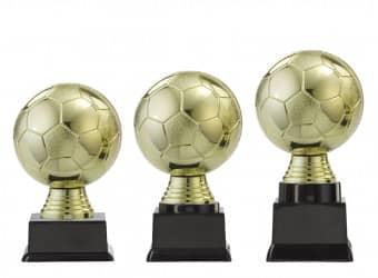 "Ballpokal ""Fußball"" PF300.1-M60 gold"