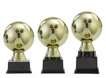 "Ballpokal ""Bowling"" PF306.1-M60 gold"