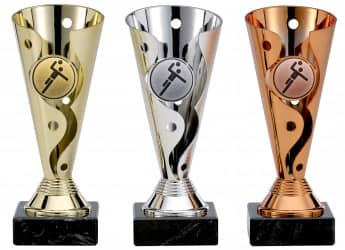 Handballpokale 3er Serie A100-HA