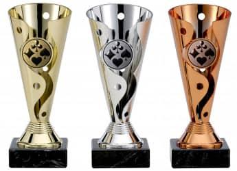 Pokerpokale 3er Serie A100-POK