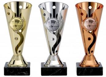 Badmintonpokale 3er Serie A100-BAD