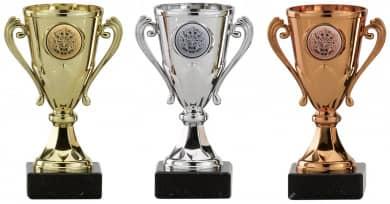 Dartpokale 3er Serie A103-DART