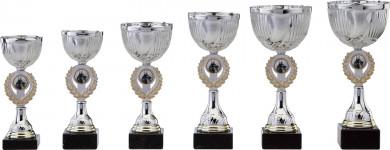 SALE: Pokale 6er Serie S453 silber