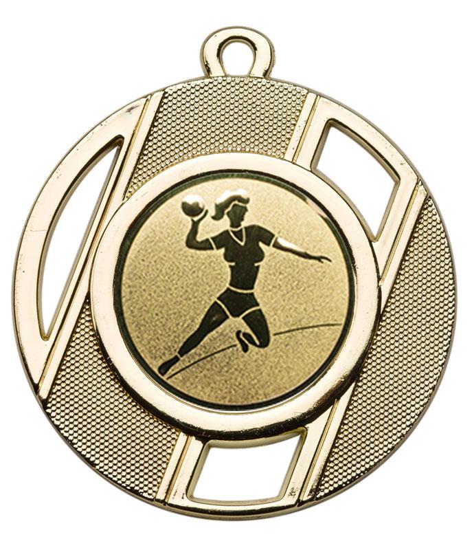 Pokal Emblem Kunstrad 50 mm//gold