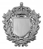 Königsabzeichen 8 silber