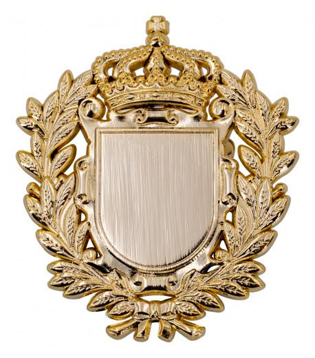 Königsabzeichen 8 gold