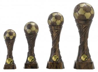 """Fußballpokale 4er Serie C162 """"Ball"""""""