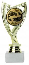 Angelpokale 3er Serie A285-AN gold